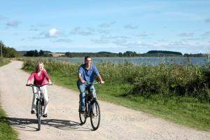 Die Mecklenburger Radtour - unterwegs an der Küste