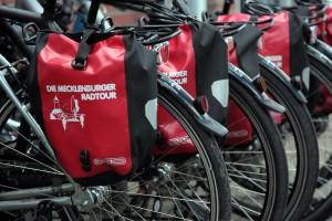 Die Mecklenburger Radtour - Fahrräder