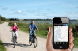 Entspannter Radurlaub mit GPS-Navigation (Quelle: Die Mecklenburger Radtour GmbH/marePublica)