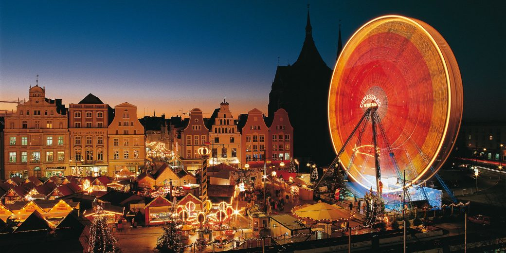 Rostocker Weihnachtsmarkt, Foto: TMV/Frank Neumann