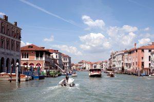 Mit der Mecklenburger Radtour auf zwei Rädern durch Venedig, Foto: Die Mecklenburger Radtour GmbH