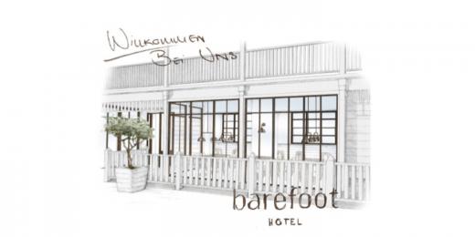 Skizze Barefoot Hotel