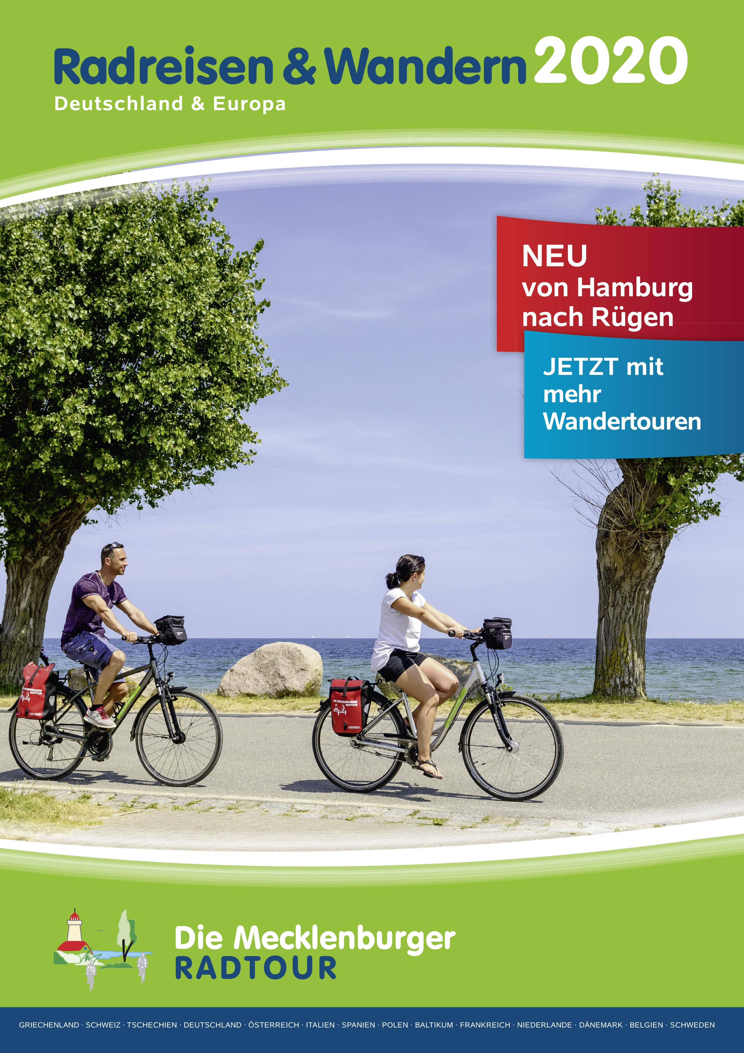 Mecklenburger Radtour 300 Km